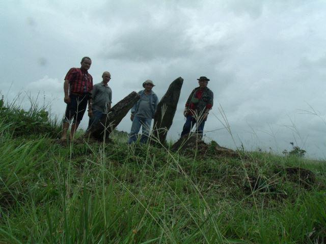 """Pesquisadores descobrem mais três """"stonehenges amazônicos"""" no AP"""