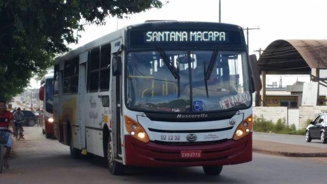 Setap vai à Justiça tentar reajustar tarifa dos ônibus Macapá - Santana