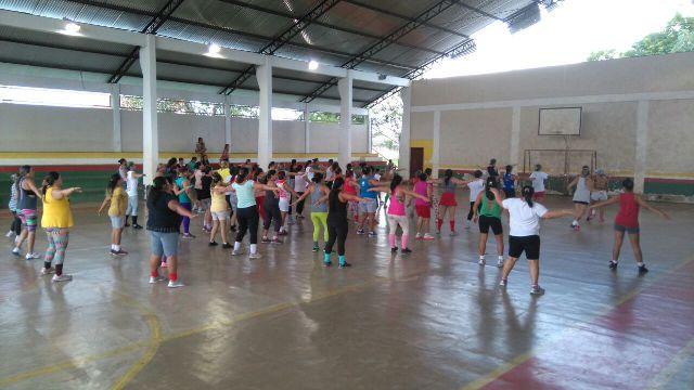 Programa Mulheres em Movimento oferta atividades físicas na zona sul