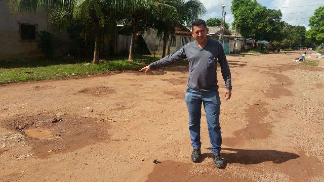Buraqueira inferniza moradores de Santana