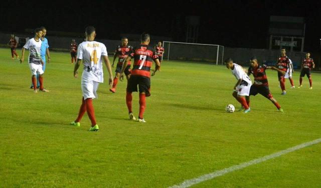 Trem vence o Real Ariquemes e luta por classificação na última rodada