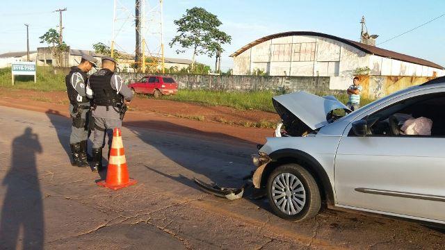Rodovias estaduais têm três acidentes graves