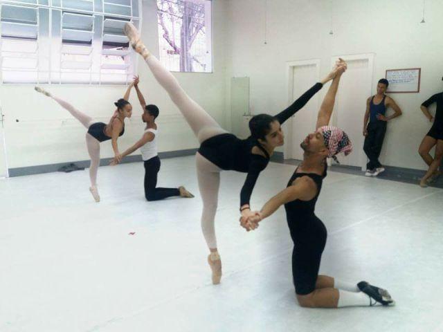Bailarinos do Ap são selecionados para curso nos Estados Unidos