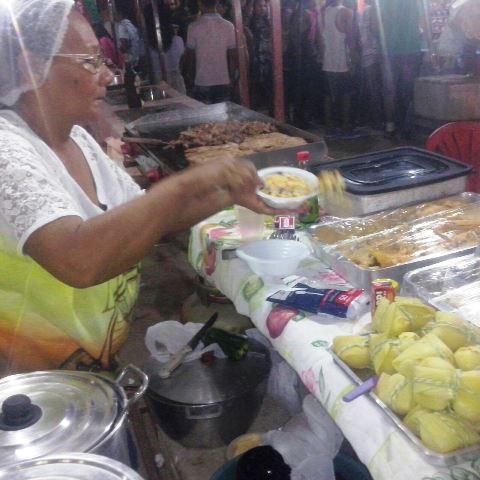 Festival do Milho movimenta Porto Grande
