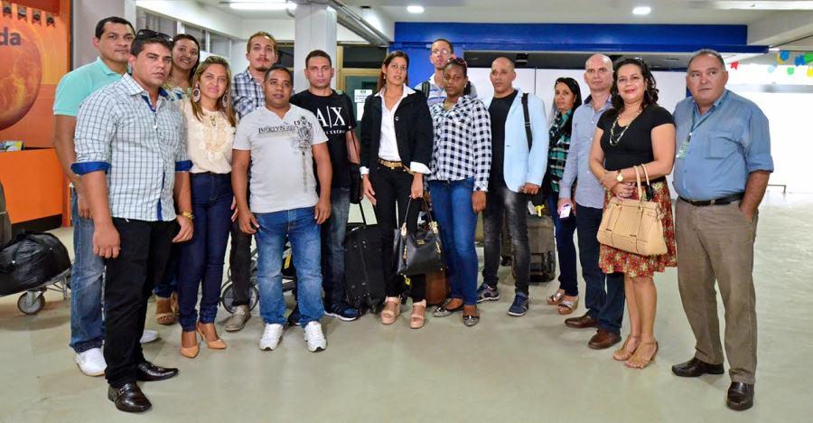 Sesa recebe mais 17 médicos cubanos