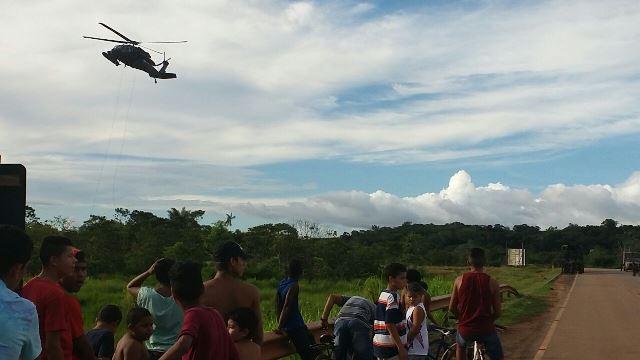 Em Oiapoque, Exército e órgãos intensificam fiscalizações