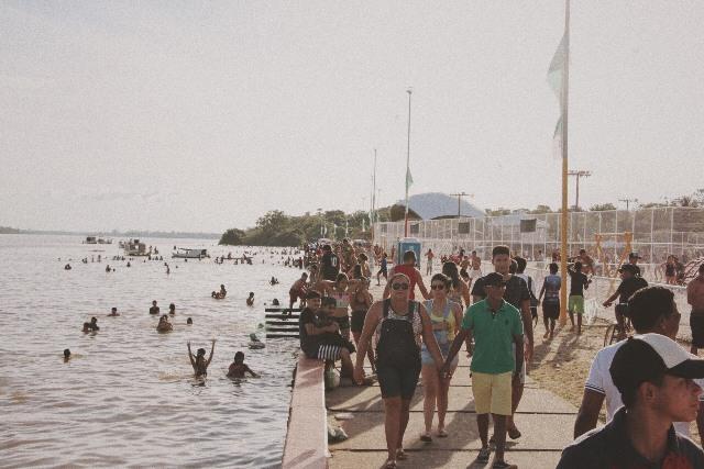 Fazendinha tem público de 20 mil durante o Macapá Verão