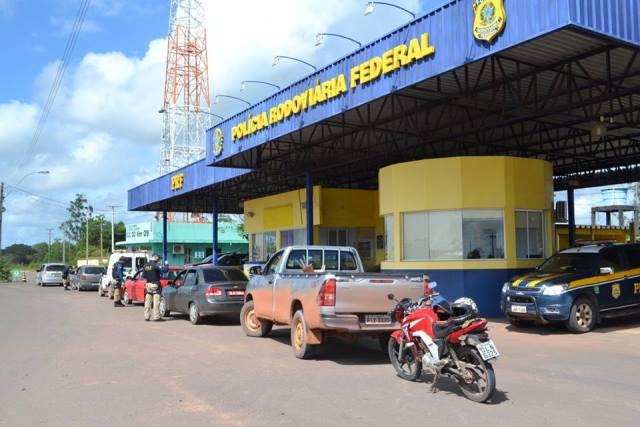 PRF registra 3 acidentes no Carnaval