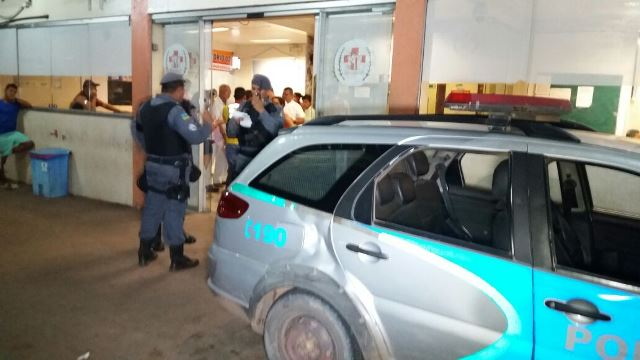 Após assaltos em série, dupla sofre acidente durante fuga