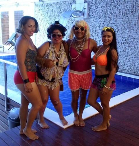 Bar caboclo realiza espetáculo baseado no Macapá Verão