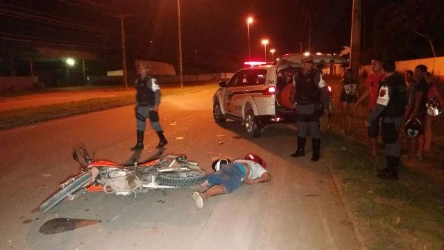 Sem CNH e alcoolizados, motociclistas dão trabalho para a PM