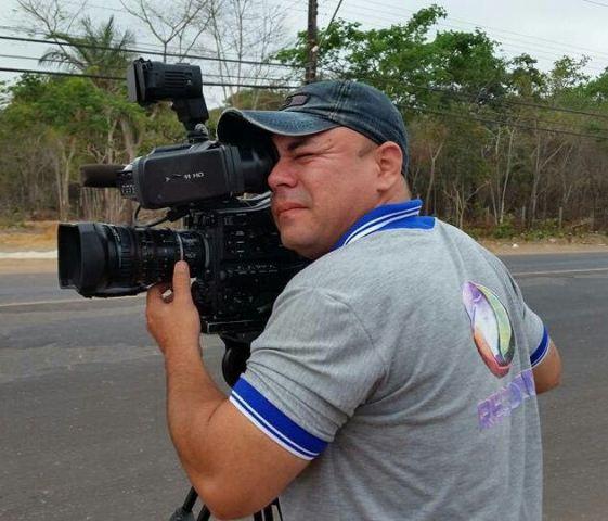 Amigos de cinegrafista baleado começam vaquinha online