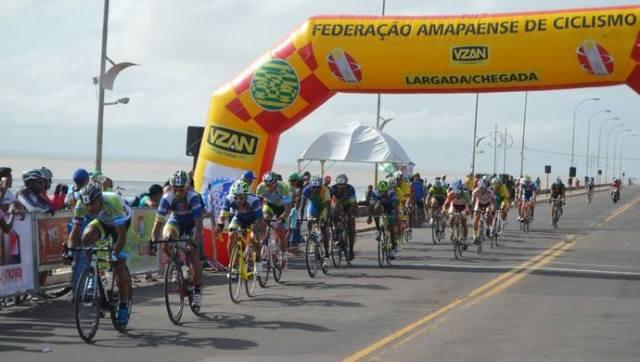I Corrida Ciclística da Amaap contará pontos no ranking brasileiro