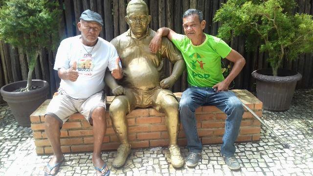 Moradores de rua conhecem o Museu Sacaca