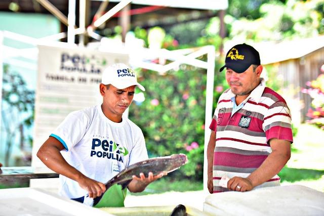 Semana Santa terá 200 toneladas de pescado mais barato, diz GEA