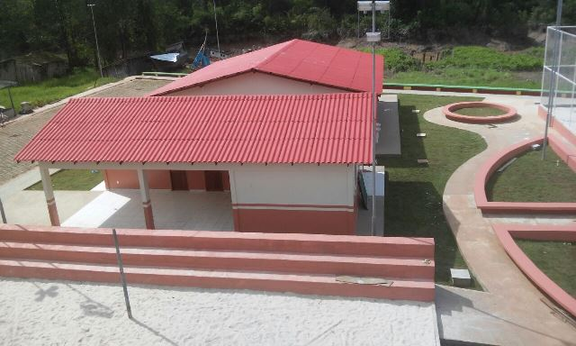 Praça homenageia Cabralzinho em Amapá