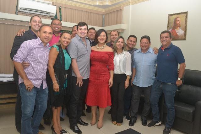 Em Macapá, Adrianna Ramos toma posse como vereadora