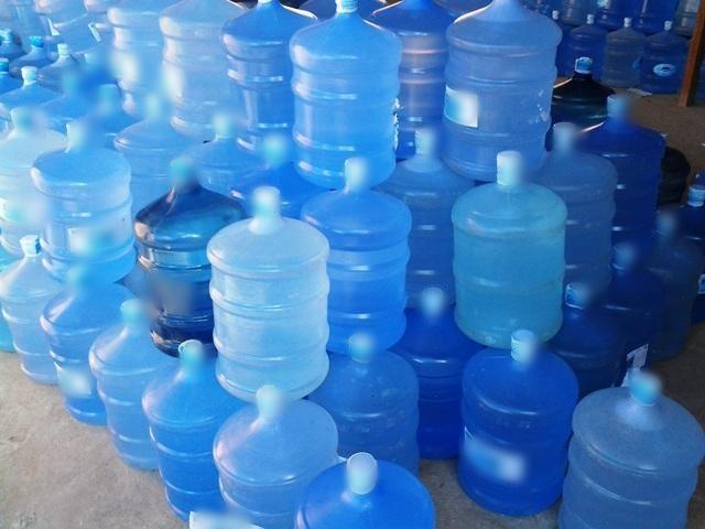 "A invasão da ""água mineral"""