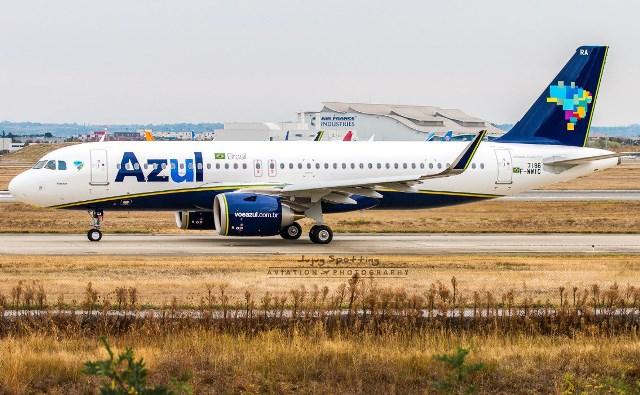 Azul anuncia troca de aeronaves da rota para Macapá