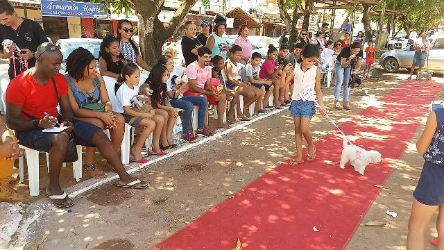 Oiapoque realiza 1º concurso de cães