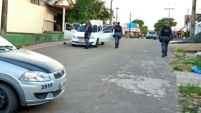 Quatro fugitivos são mortos em troca de tiros com o BRPM