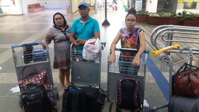 TFD: Pacientes ficam mais de 12h em aeroporto