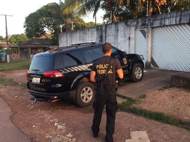 Ex-presidente do Imap é preso pela Polícia Federal