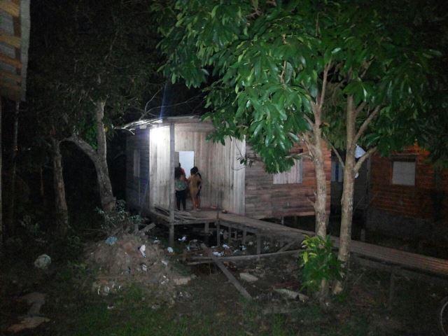 Família assiste execução no Novo Horizonte