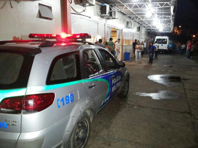 Acusado de furtos em série sofre tentativa de homicídio
