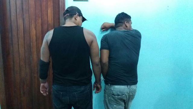 Após fuga, criminosos retornam à boca de fumo e são presos