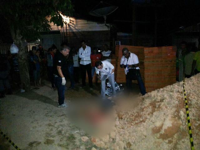 """Satanás"" é morto a tiros no Brasil Novo"