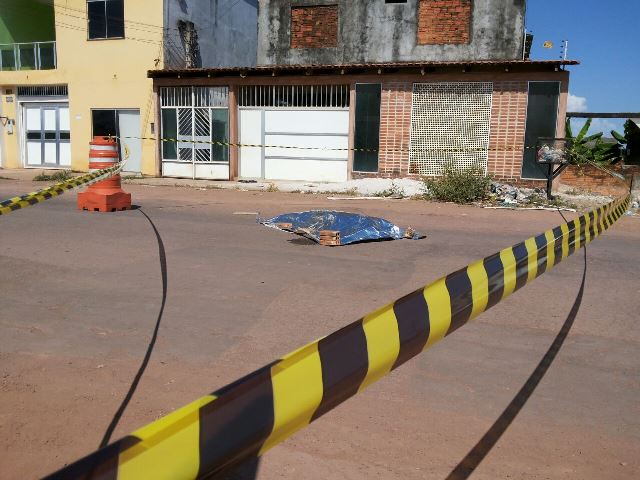 Menor suspeito de envolvimento em homicídio é morto a tiros