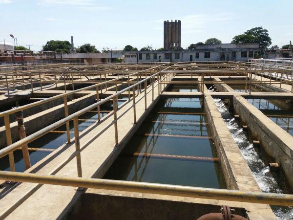 Ampliação do abastecimento de água em Macapá será concluída em 2018, prevê governo