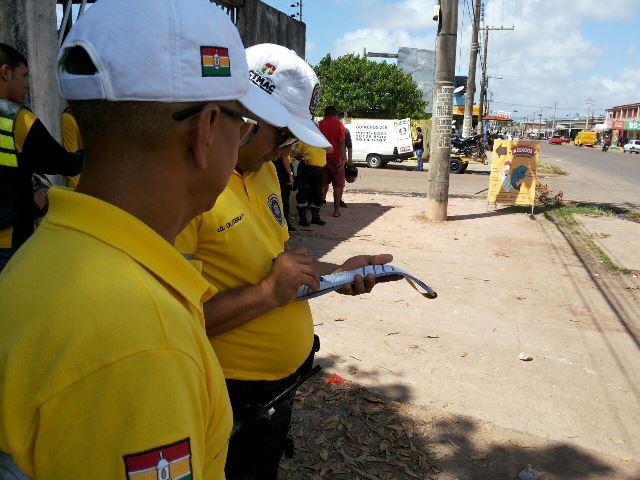 Em Macapá, multas de trânsito agora podem ser parceladas