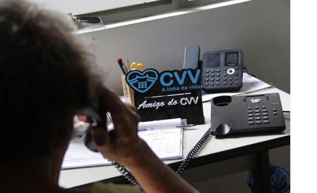 Depressão: Procura pelo CVV cresce no fim do ano