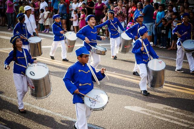 Pelo 2º ano, desfile estudantil será na FAB