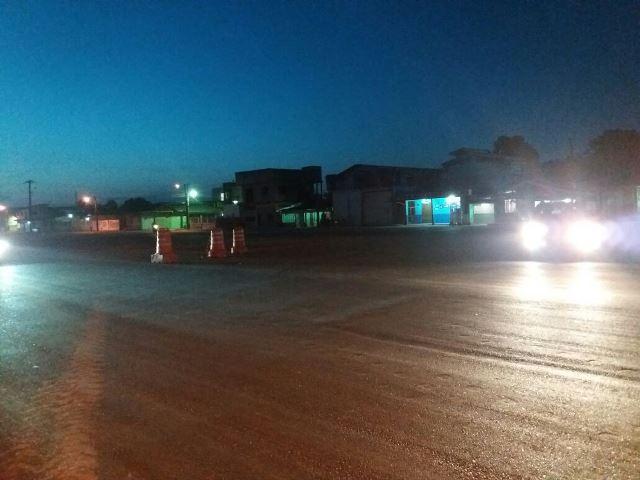 Duca Serra: escuridão de trecho duplicado preocupa motoristas