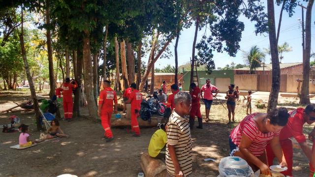 Mais de 9 mil moradores do Ipê terão atendimentos sociais e de saúde
