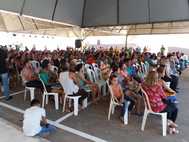 Prefeitura anuncia contemplados no Residencial Jardim Açucena