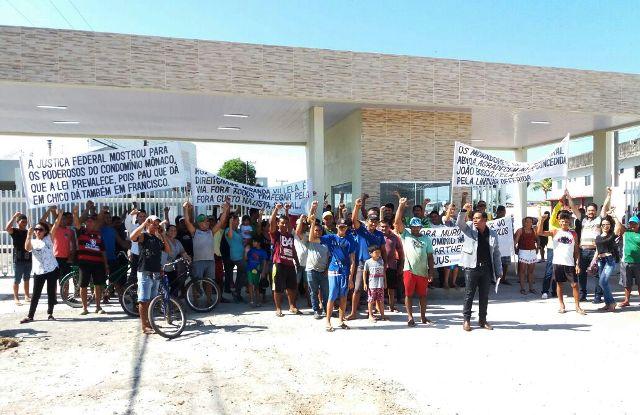 TRF suspende liminar que determinava demolição de guarita e muro do Mônaco