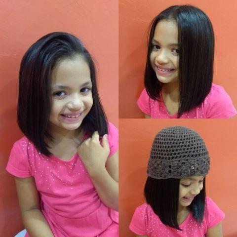 Os cuidados com o cabelo infantil