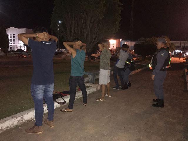 Operação Grifo freia onda de violência em Santana