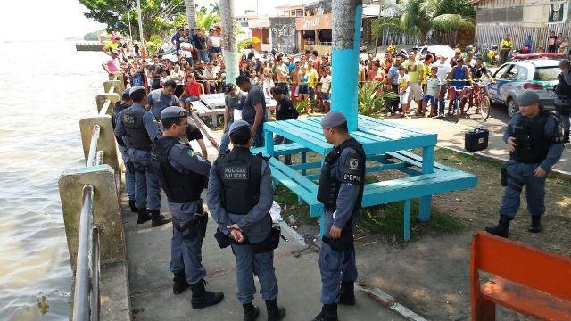Ex-detento é executado na orla de Macapá