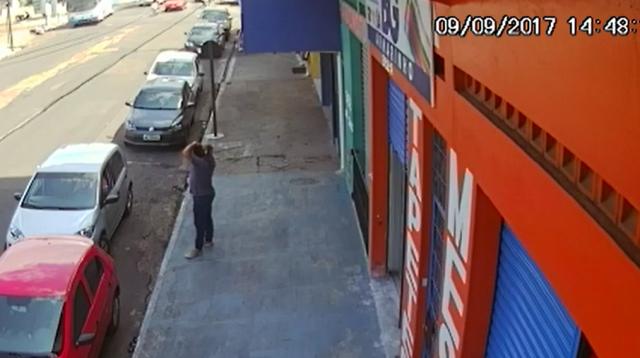 Vídeo mostra acidente que matou empresário