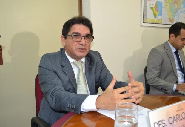 """""""Não podemos permitir que o crime estabeleça o terror"""", diz presidente do Tjap"""