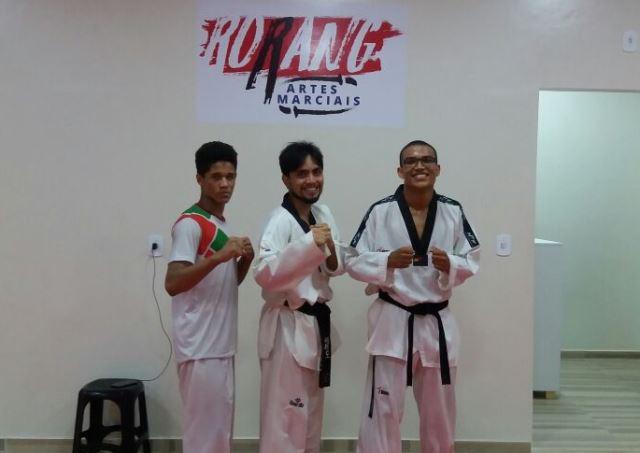 Criada por ex-campeão, AP ganha nova escola de taekwondo