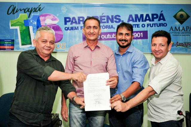 Cidade de AP vai sediar polo universitário estadual para municípios do Norte