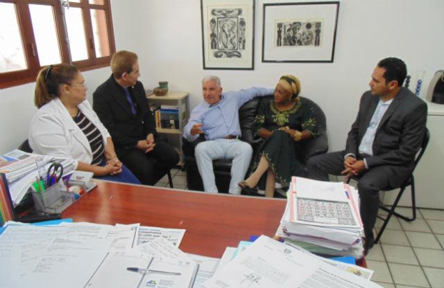 Deputados do AP vão a Caiena discutir a situação dos brasileiros na Guiana