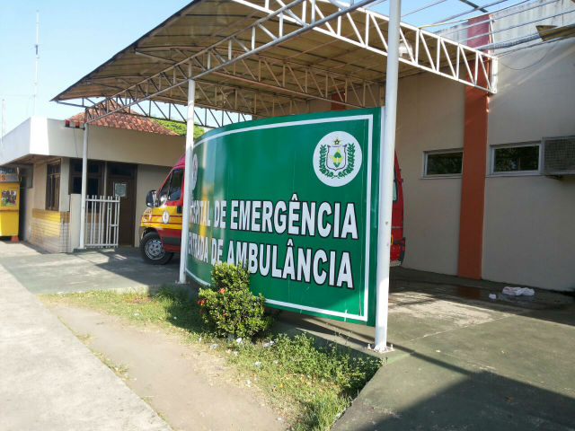 Preso consegue escapar de hospital com pé quebrado