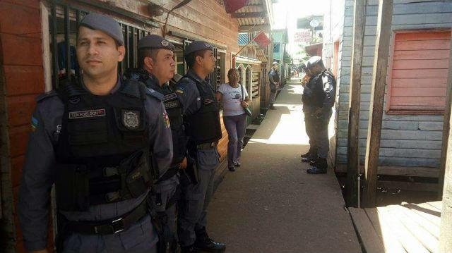 """Polícia Militar de Santana lança campanha """"Fique Seguro"""""""